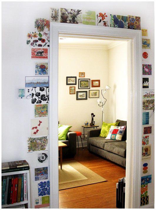 Dise os originales para decorar las puertas de tu hogar for Disenos navidenos para decorar puertas