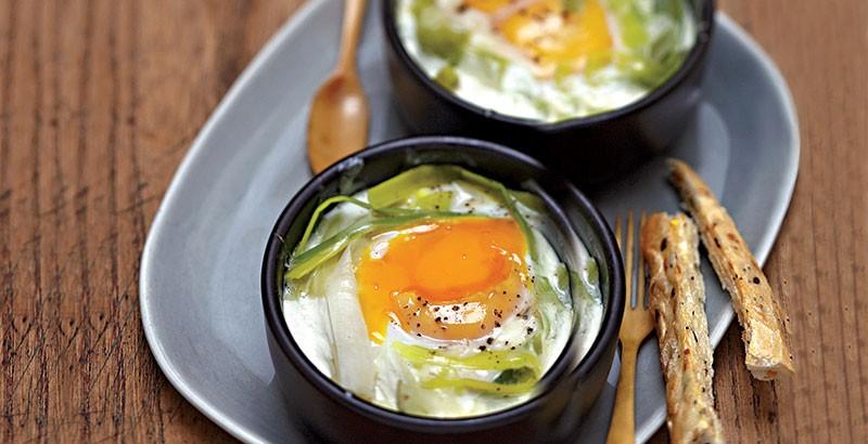 recetas para-Huevos en cazuela