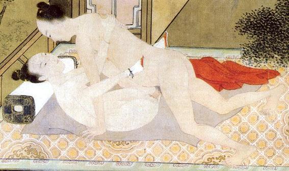 sexo taoismo 5