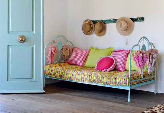 sofa cama departamento de soltera
