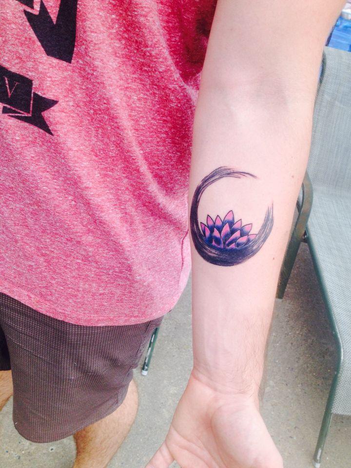 tatuaje enso