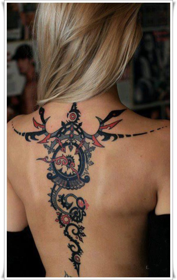 tatuajes de dioses-Tatuajes-en-Mujeres