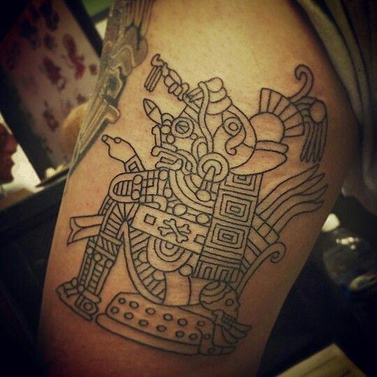 tatuajes de dioses-dios