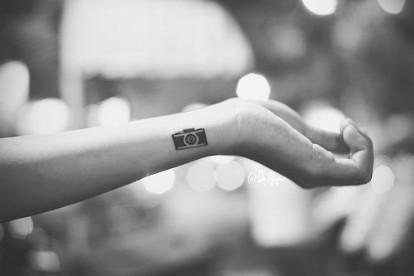 tatuajes de fotografia tiny