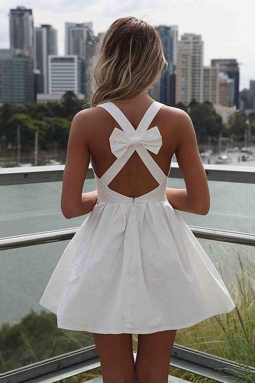 vestido blanco coco chanel
