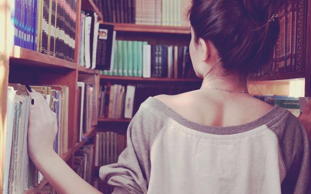 vida entre libros