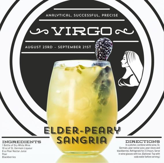 Aprende a hacer el cocktail ideal según tu signo zodiacal