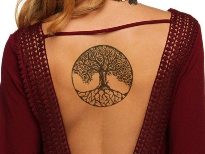 15 Tatuajes Para Llevar El Misticismo Contigo Diseño Diseño