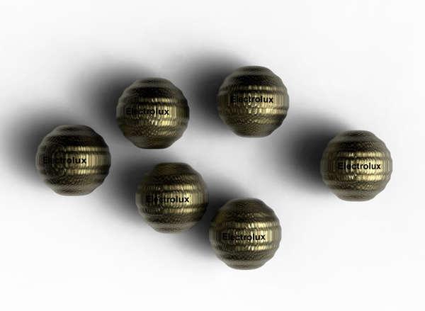 20 objetos heating balls