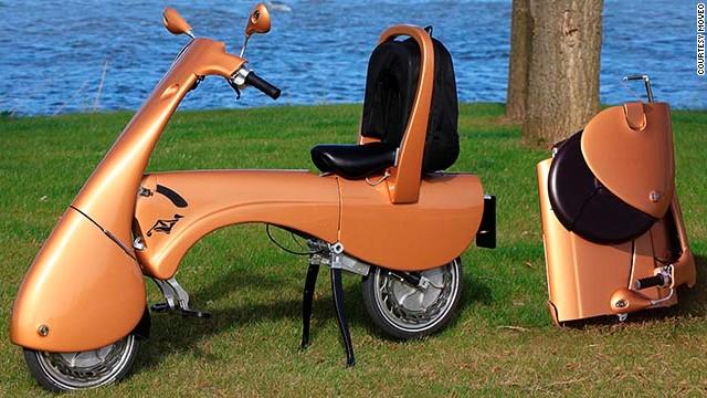 20 objetos scooter