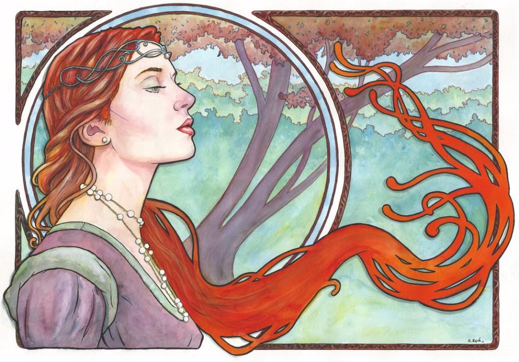 Art Nouveau y Art Déco: la belleza de lo funcional - Arte ...