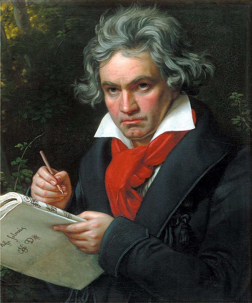 Beethoven misterios música