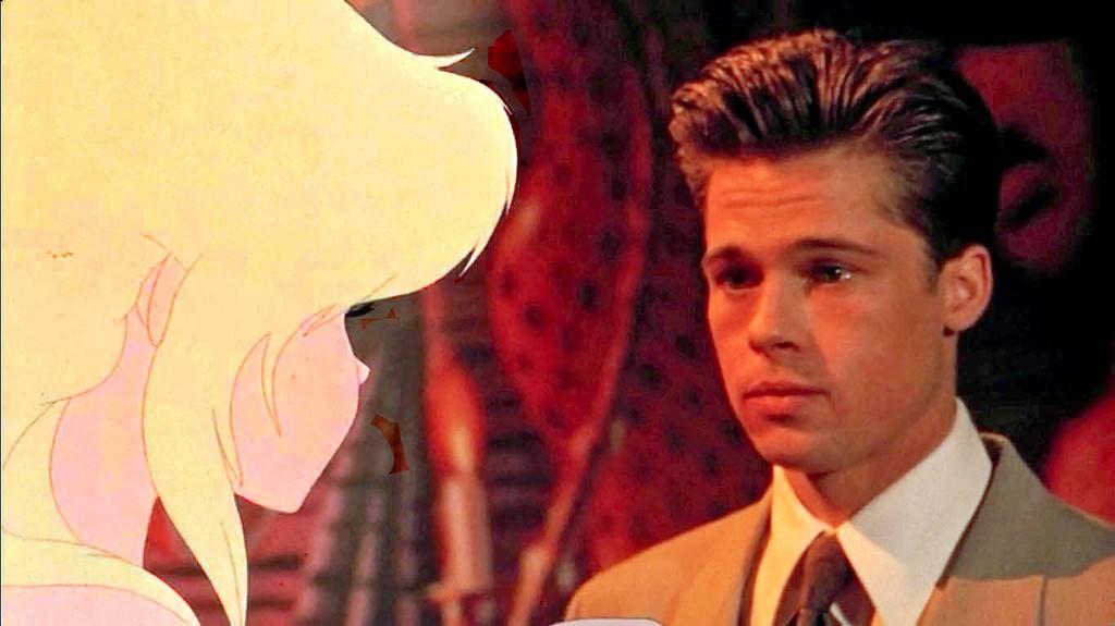 Bradd Pitt cool world