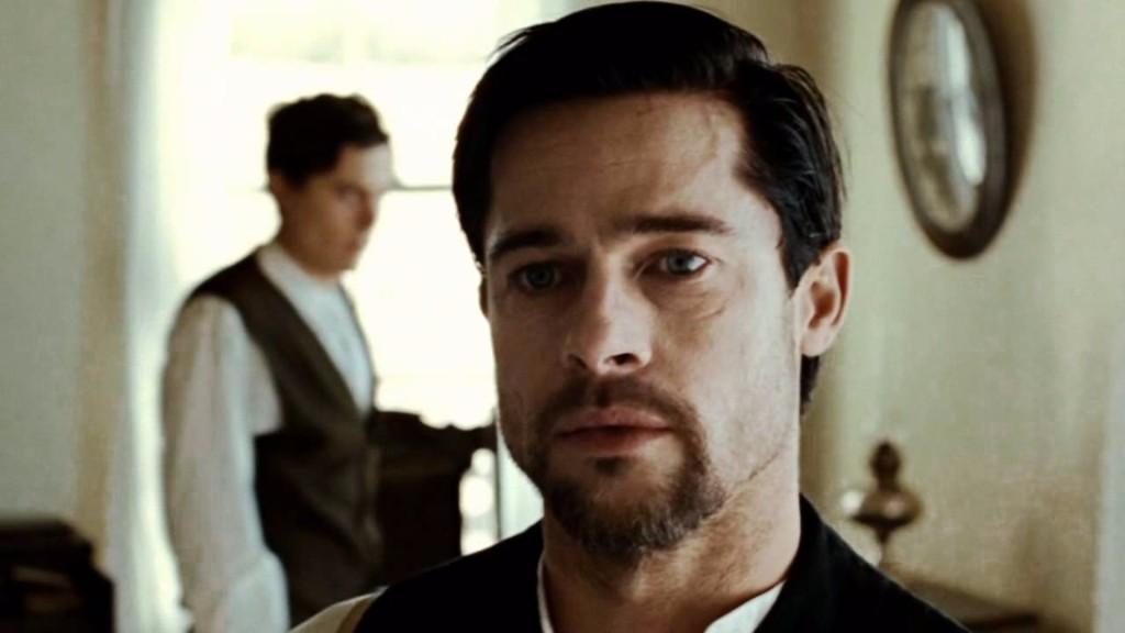 Bradd Pitt jesse james