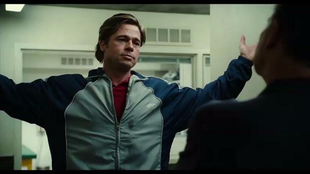 Bradd Pitt moneyball