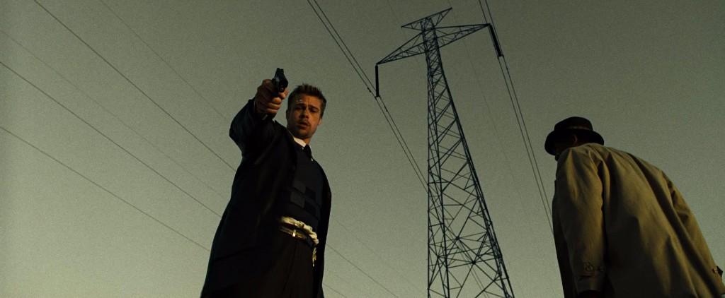 Bradd Pitt seven