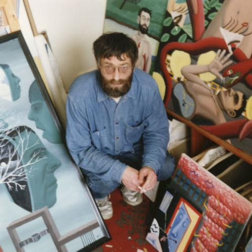 La cuenta regresiva del arte esquizofrénico deBryan Charnley