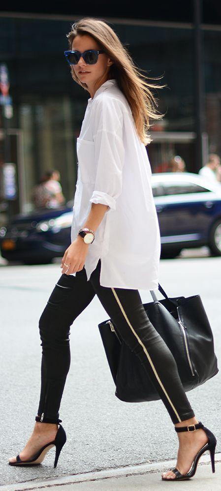 Camisas oversize tendencias