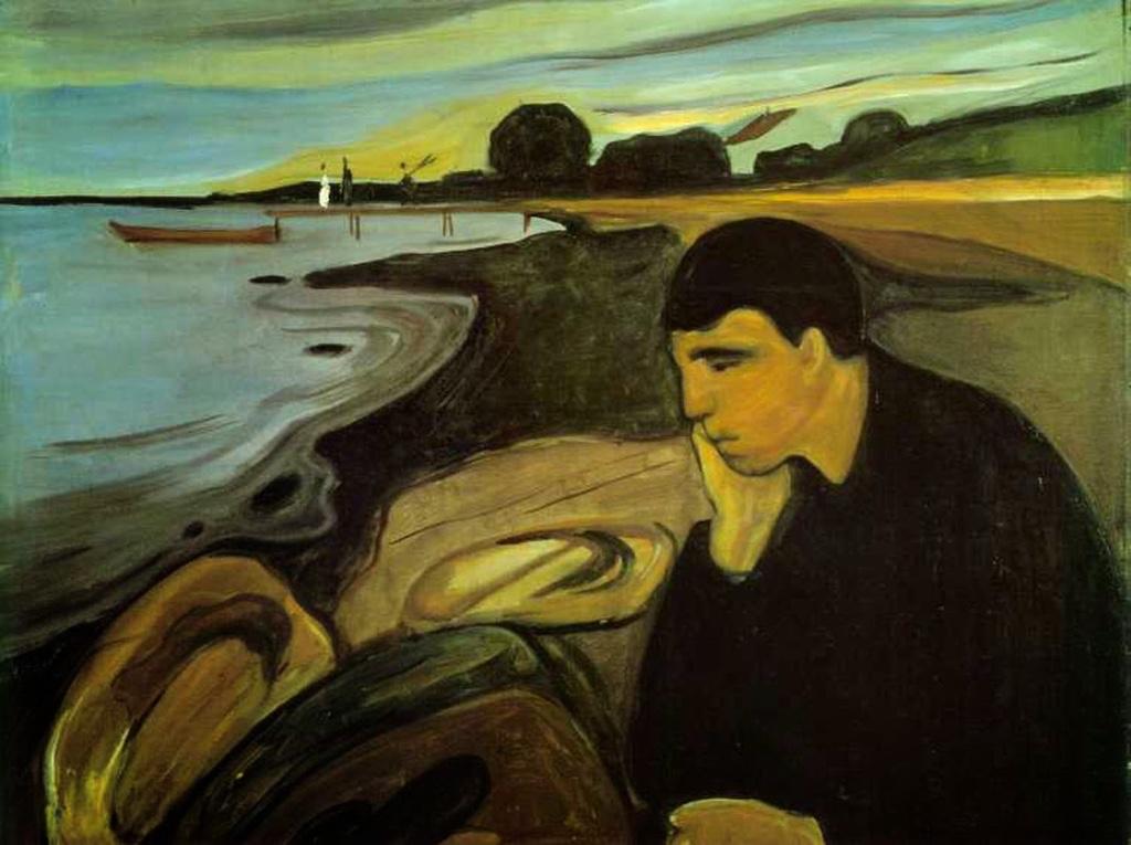 Pinturas de Edvard Munch