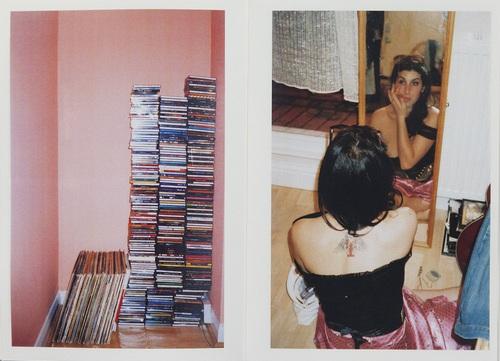 Fotos de Amy Winehouse que sólo los verdaderos fans conocen