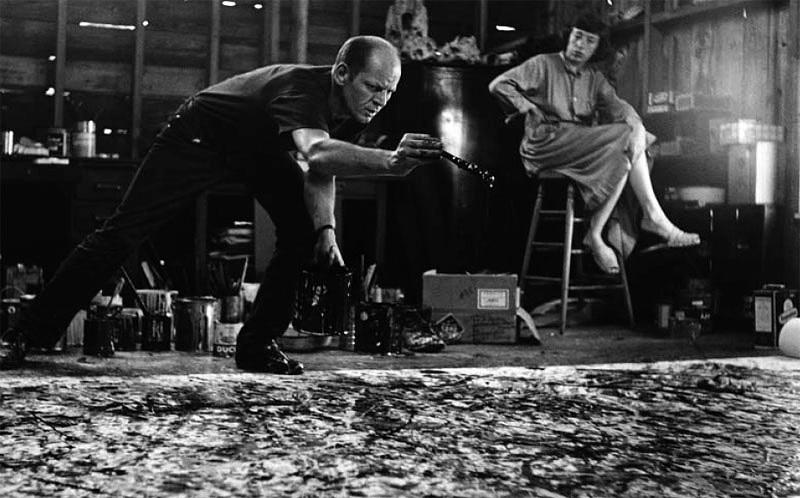 Jackson The Dropper Pollock