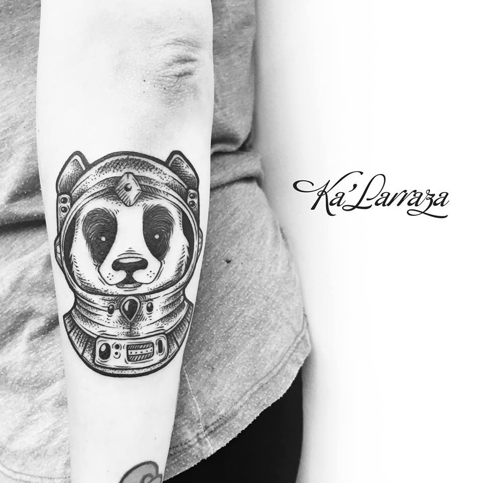 Ka Larranza panda