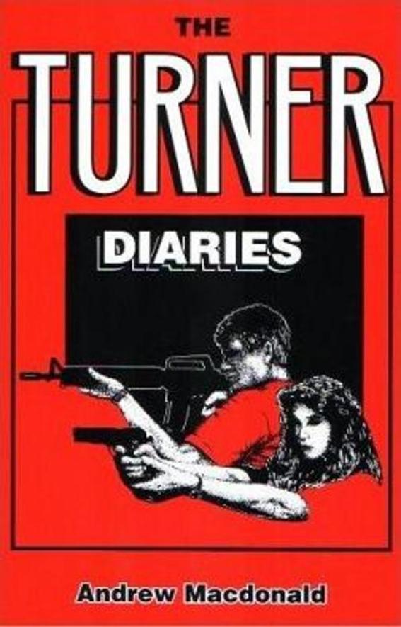 libros perturbadores Los diarios de Turner