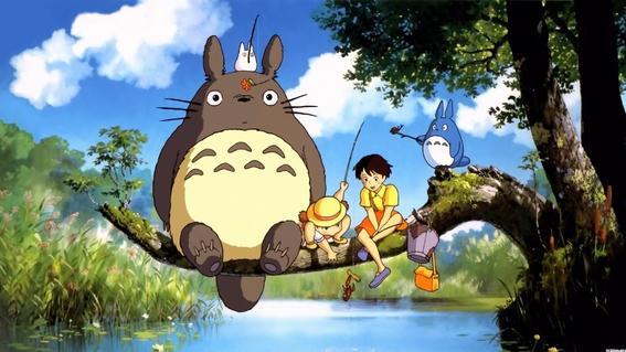 Cosas que no sabías de Mi vecino Totoro