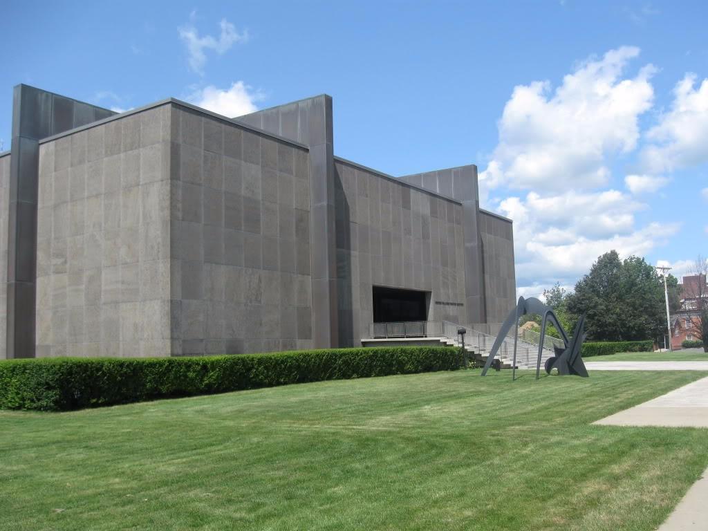 Munson-Williams-Proctor Arts Institute School of Art  residencias artísticas