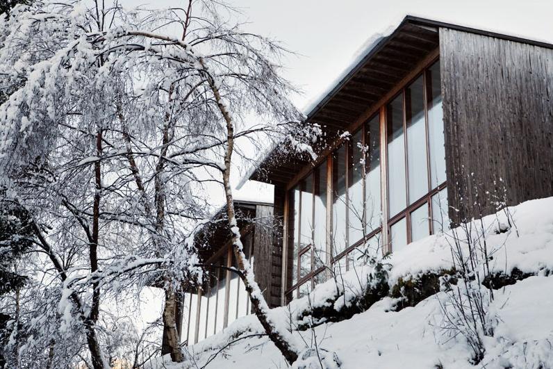 Nordic Artist Centre Dale  residencias artísticas