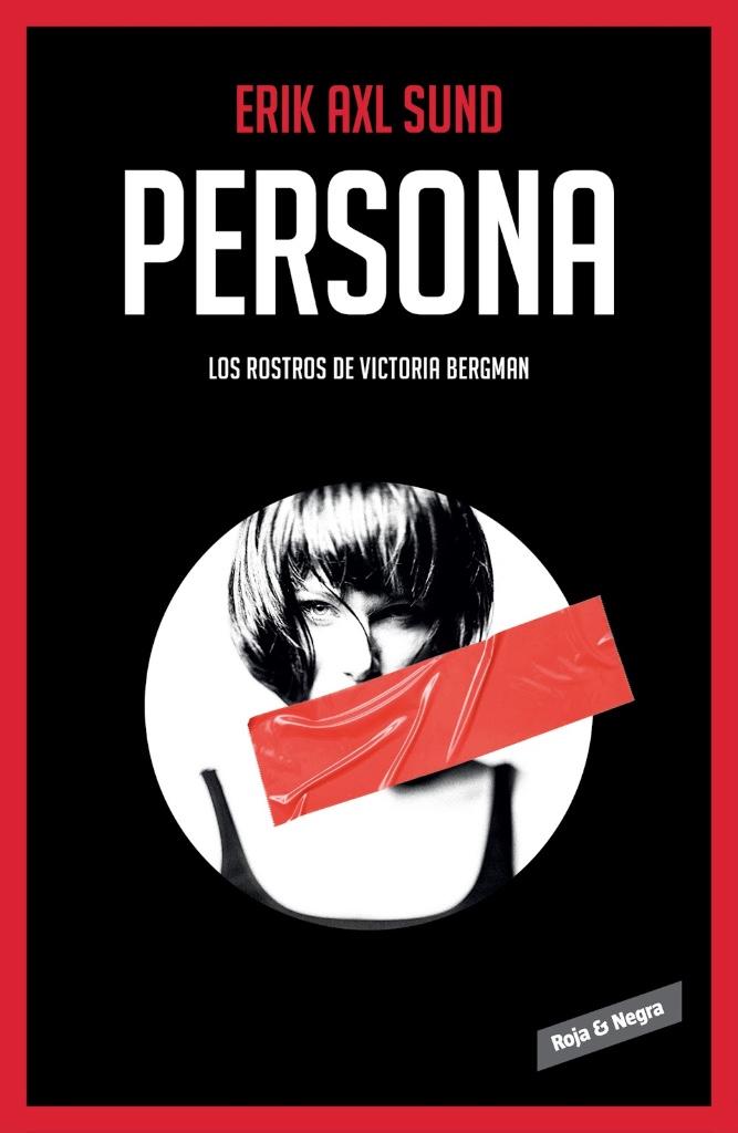 persona, portada, libro