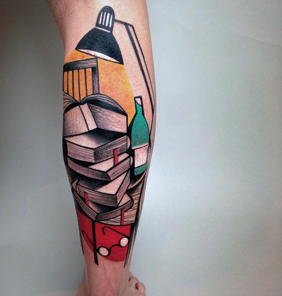 Tattoo Picasso 4