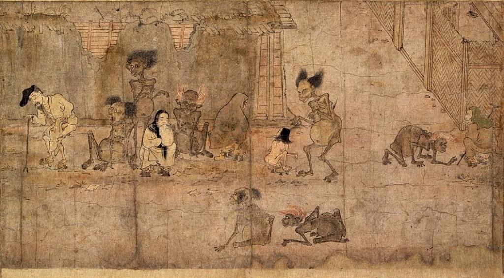 Japón religión arte