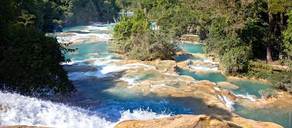 San cristobal cascadas