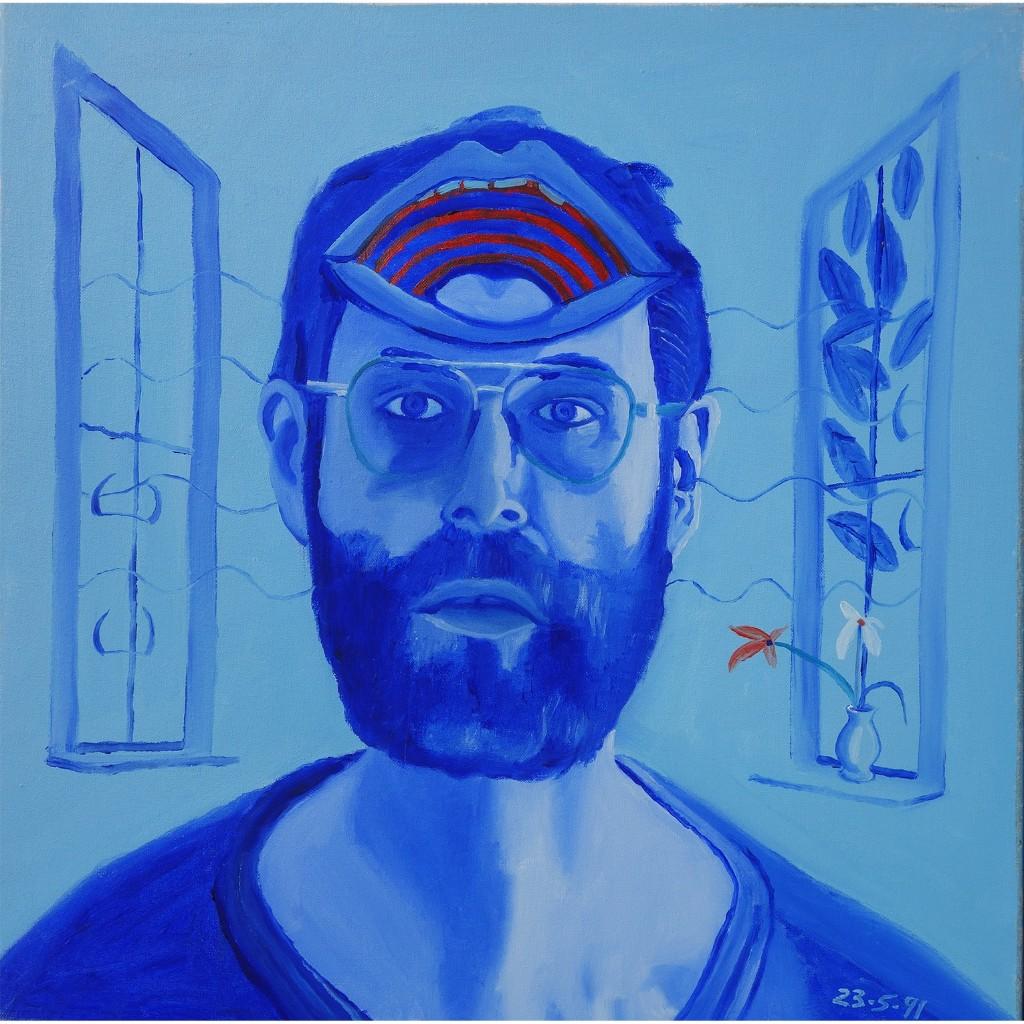 Self Portrait Series 23rd May 1991