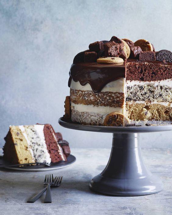 aprender a cocinar-cake