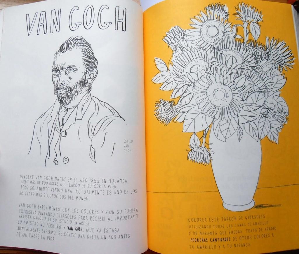 arte crea tu libro libros creativos