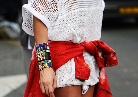 camisas a la cintura tendencias de moda 2015
