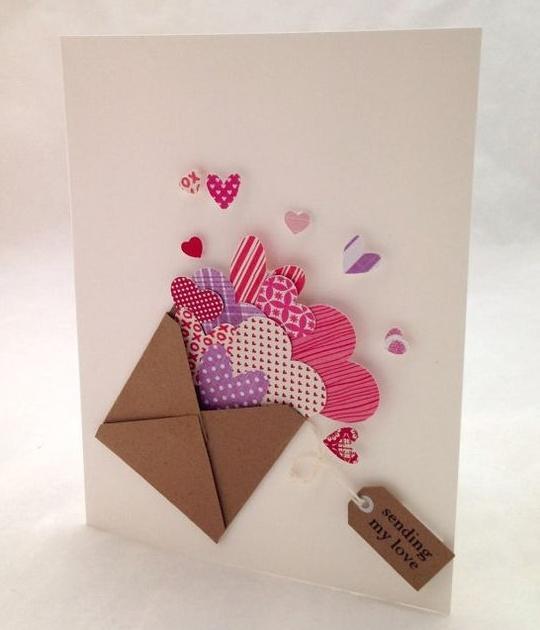 disenos de cartas de amor 7