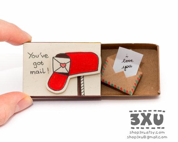cartas de amor cerillos
