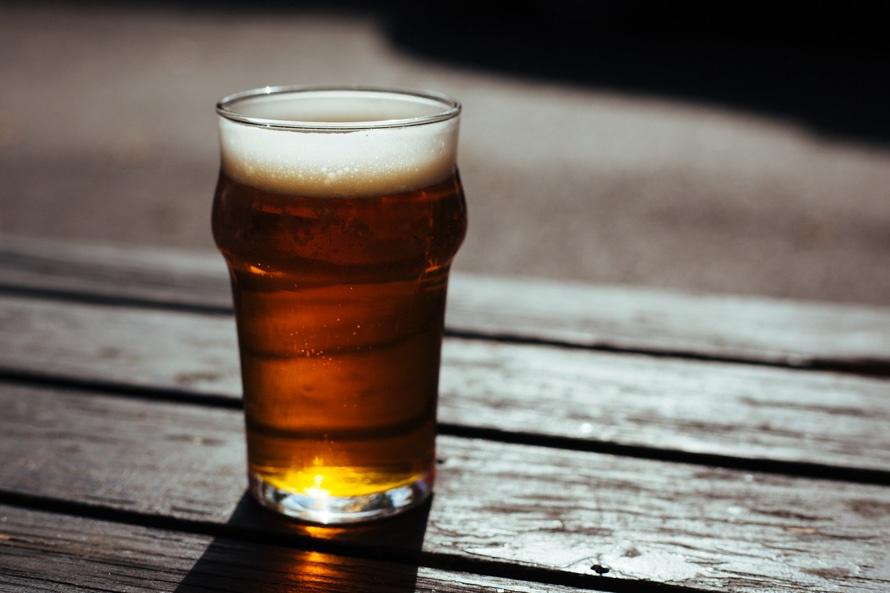 cerveza primera cita