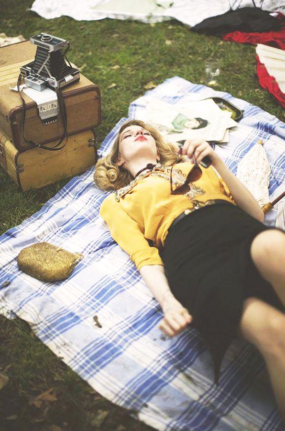 chica picnic