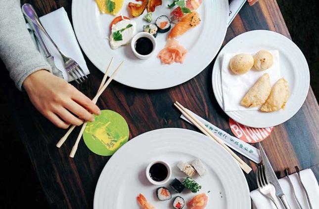 comer sushi-sushirestaurant