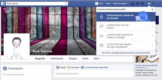 perfil de facebook 3
