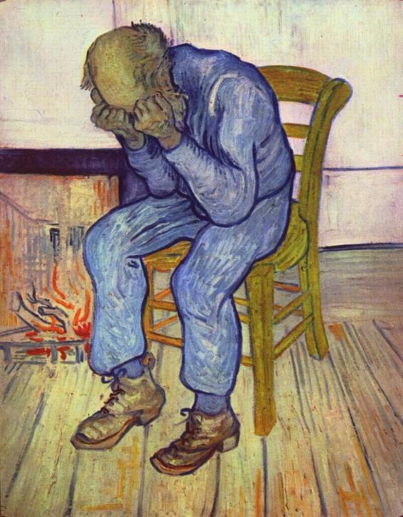 depresion van gogh