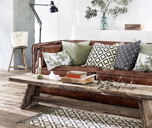 Dise a tu hogar para tener un estilo de vida bohemio dise o - Disena tu hogar ...