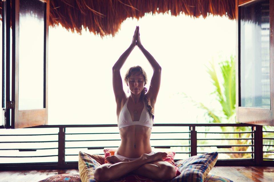 diosas hindúes-meditación