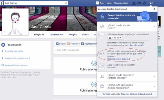 perfil de facebook 9