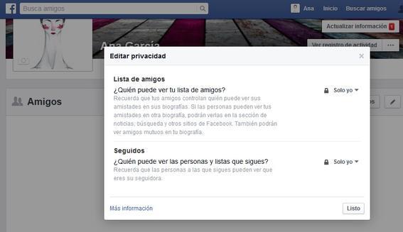 perfil de facebook 18