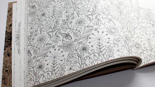 el jardin secreto libros creativivdad